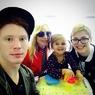 Младший сын Кристины Орбакайте проводит каникулы с девушкой ФОТО