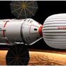Ракета с подарками мчит к МКС
