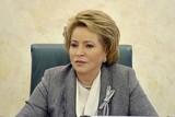 Матвиенко: Западный бизнес будет добиваться отмены санкций