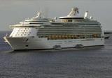 Ещё один круизный лайнер поместили в карантин - теперь в Гонконге