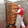 Россельхознадзор обнаружил зараженную чумой белорусскую колбасу