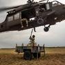 В Колумбии потерпел крушение военный вертолет