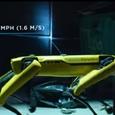 В полиции протестировали робособаку Boston Dynamics Spot