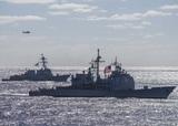 США отозвали заявку на проход кораблей в Чёрное море