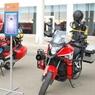 """МЧС в Сочи показало свои мотоциклы и """"КАМАЗы"""" (фото)"""