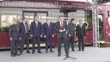 Самый длинный в России трамвайный маршрут открыт в Казани
