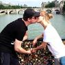Гарик Харламов и Кристина Асмус отметили юбилей во Франции (ФОТО)