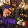 Дед Мороз в Самаре общался с детьми через решетку. Не шутка ФОТО