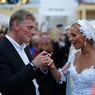 Татьяна Навка снова нарядилась в свадебное платье