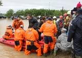 МЧС России оказывает срочную помощь затопленной Сербии