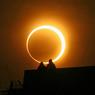 Земляне смогут увидеть уникальное кольцевое солнечное затмение