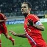 Россия попала в первую корзину квалификации к ЧЕ