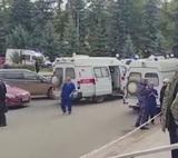 Минздрав сообщил о шести погибших в результате стрельбы в пермском вузе