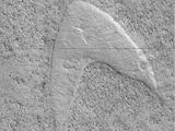 На Марсе обнаружили логотип «Звездного пути»