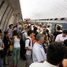 На фиолетовой ветке столичной подземки опять сбой в движении поездов