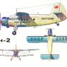 Под Ярославлем упал Ан-2. Количество жертв неизвестно