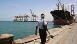 Коалиция во главе с Саудовской Аравией атаковала ключевой порт Йемена
