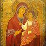Уникальной Иверской иконе Божьей матери можно помолиться в Никольском храме