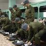 Солдаты ВВО в Амурской области теперь получают довольствие по отпечаткам пальцев