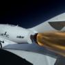 В США разбился частный космический корабль