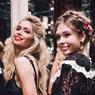 Вера Брежнева с дочерью блистали на вечеринке D&G