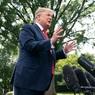 Трамп отменил визит в Польшу из-за урагана