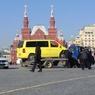 Прорвавшимся на Красную площадь эвакуатором мог управлять неадекватный угонщик