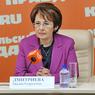 Оксана Дмитриева: Треть съезда разделяет мою позицию