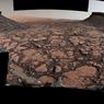 Любопытный марсоход сделал селфи на фоне загадочного пейзажа
