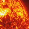 Вспышка, зафиксированная на Солнце, может вызвать магнитную бурю под Новый год