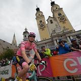 Ильнур Закарин занял третье место на 16-м этапе Джиро