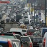 Дачный сезон и дождь довели Москву до девятибалльных пробок