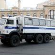 В предстоящие выходные в Москве ожидают водителей автозаков из разных регионов России