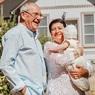 """""""Все для детей"""": Эммануил Виторган показал смелое фото 58-летней супруги в купальнике"""