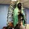 Исследователи рассказали, из чего состоят «слёзы» статуи Девы Марии Гваделупской