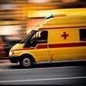 Пассажирский микроавтобус столкнулся с грузовиком в Подмосковье