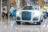 Автомобили премиум-класса Aurus Senat начали выпускать в Татарстане