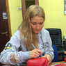 Анастасия Янькова расписалась в собственной силе ВИДЕО + КОНКУРС