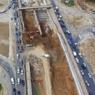 Площадь обрушения в туннеле на Калужском шоссе увеличилась в 4 раза