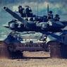 Опубликовано видео уничтожения в Сирии пикапа боевиков танком Т-90 с расстояния 5 км