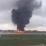 Аэропорт Мальты закрыт после крушения самолёта