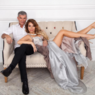 «Замороженная» Марина и Олег Газмановы раскрыли семейные тайны