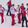 Российские керлингисты потерпели пятое поражение подряд на ЧМ
