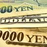 Доллар падает перед японской иеной