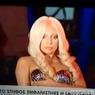 Афины в шоке: Леди Гага спустилась по трапу самолета топлес ФОТО