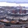 """За последние полгода темпы строительства стадиона """"Зенит"""" резко возросли"""