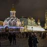 Красная площадь будет закрыта в новогоднюю ночь
