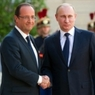 Путин и Олланд говорили на «ты» и поехали на прием в одной машине