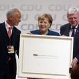 Меркель выступила с последней речью в качестве председателя ХДС