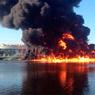 После пожара в Марьино «Транснефть» возобновила прокачку дизтоплива с Московского НПЗ